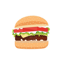 Hamburger vector