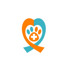 veterinary wellness vector image