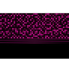 disco - abstract background vector image vector image