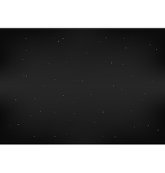Dark Space Black Background vector image