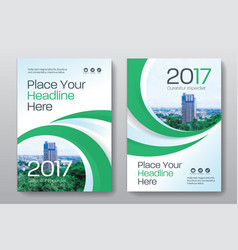 City background business book cover design vector
