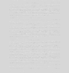 tech grey abstract geometric background vector image