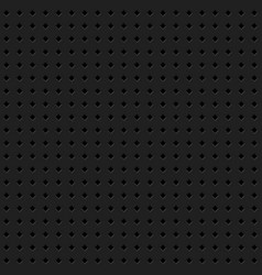 Black technology background with seamless vector