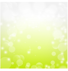 Abstract festive colorful bokeh background vector