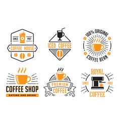 Car badge and logo good for print vector