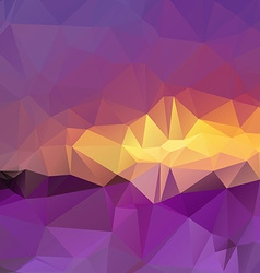 Abtract colorful geometrical background vector