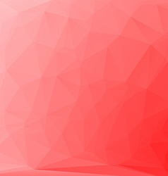 Abstract red Geometric Background for Design vector