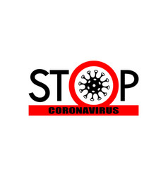Stop covid19-19 vector