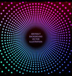 Illumination abstract background vector