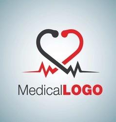 MEDICAL LOGO 10 vector image
