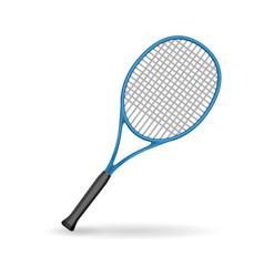 racket tennis sport racket vector image vector image