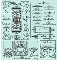 Design Resources vector image