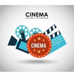 Filmed entertainment vector