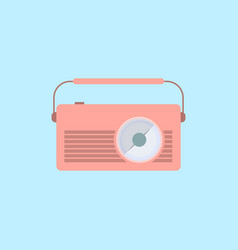 radio icon set of great flat icons use for vector image