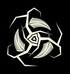 Sacred geometry 0168 vector