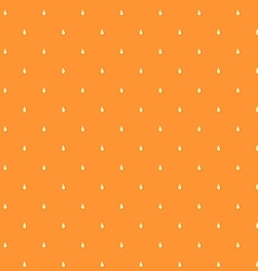 Sesame seeds color seamless background pattern vector image vector image