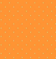 Sesame seeds color seamless background pattern vector image