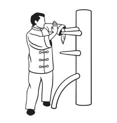 Wing Chun vector