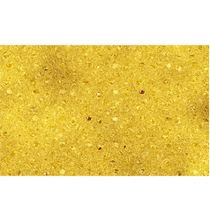 Gold foil shiny texture background vector