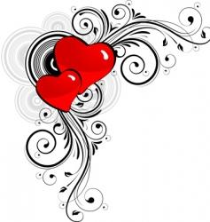 St valentine banner vector