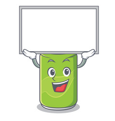 Up board soft drink character cartoon vector