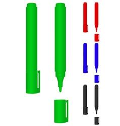 marker vector image