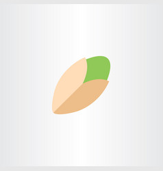 Pistachio logo icon symbol element vector