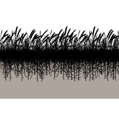 Grassroots vector image vector image