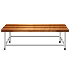 A bench vector