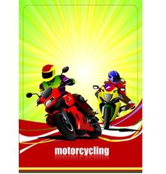 al 0934 moto 05 vector image