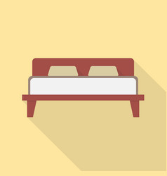 bed icon set of great flat icons use for vector image