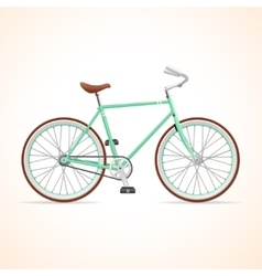 Bicycle Hypster vector