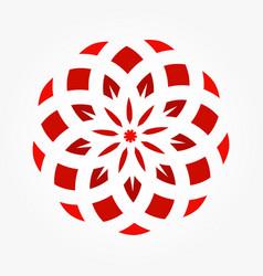 abstract circular 0028 vector image
