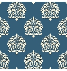 Seamless oriental pattern vector image vector image