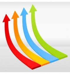 business web design elements vector image vector image
