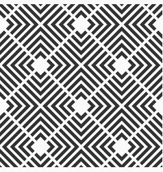abstract seamless lattice pattern vector image