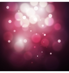 Purple Festive Valentines abstract background with vector image