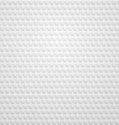 White octagon seamless retro background vector image