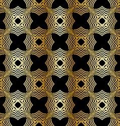 Modern gold stylish texture vector image