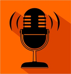 audio symbol vector image vector image