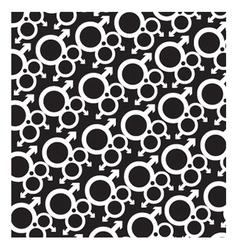 Male Symbol wallpaper vector image vector image