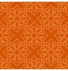 Ramadan greetings graphic design pattern vector image