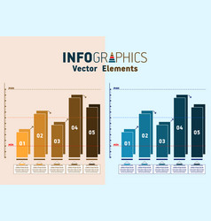 infographics 0007 vector image