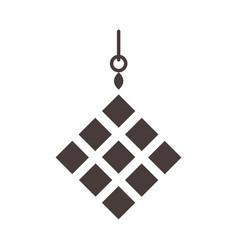 decoration ornament ramadan arabic islamic vector image