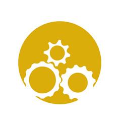 Gear cooperation environment design vector