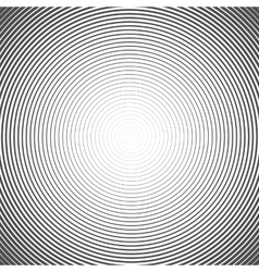 Hypnotic spiral abstract background retro style vector