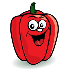 pepper character vector image