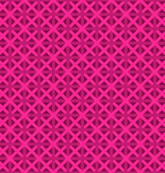 Seamless abstract geometric pattern background vector image vector image