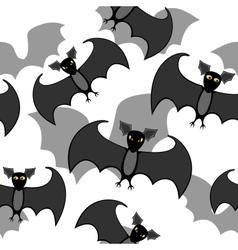 bat seamless vector image vector image