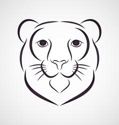 Snowleopard vector